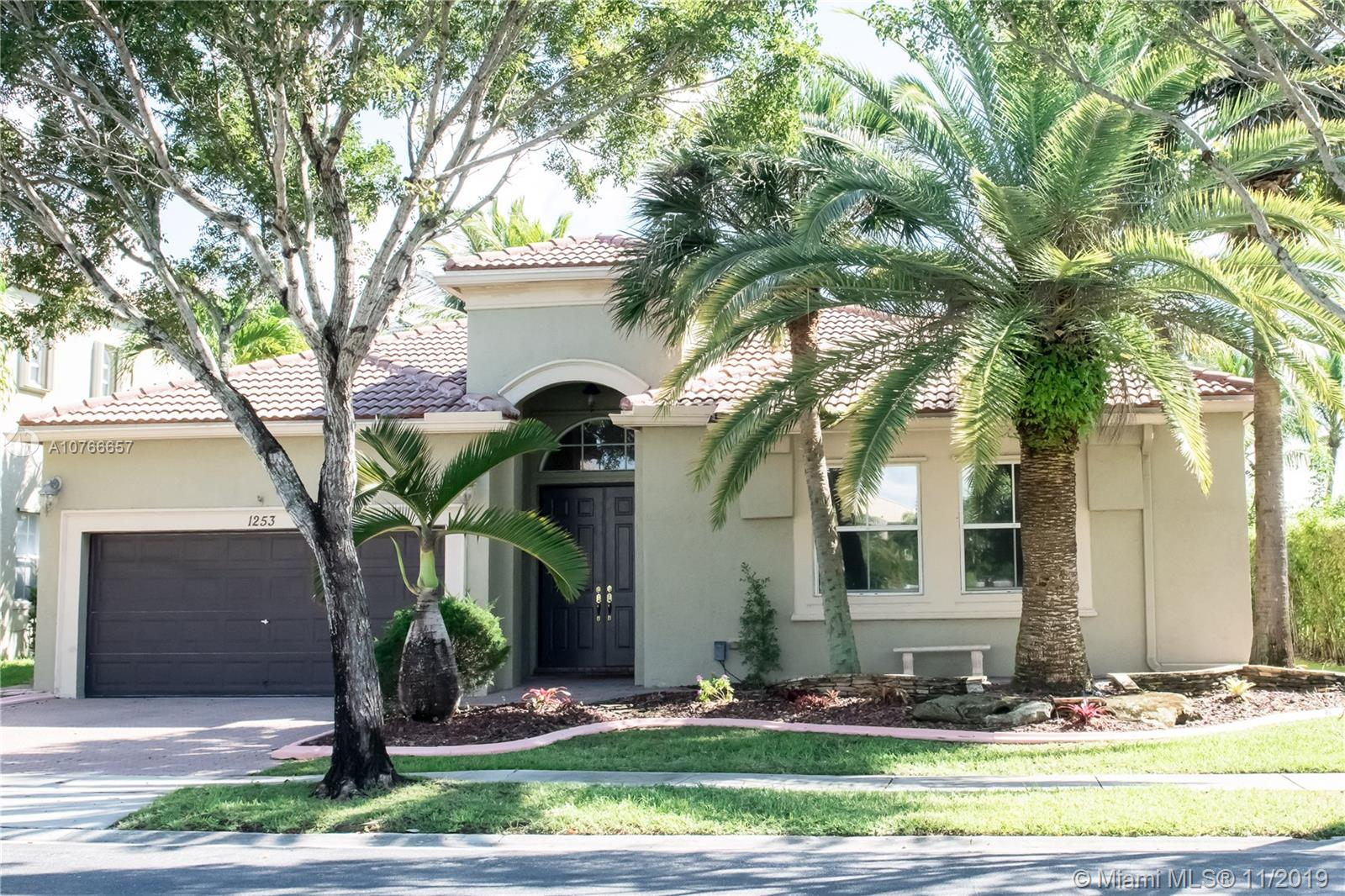 1253 SW 167th Ave  For Sale A10766657, FL