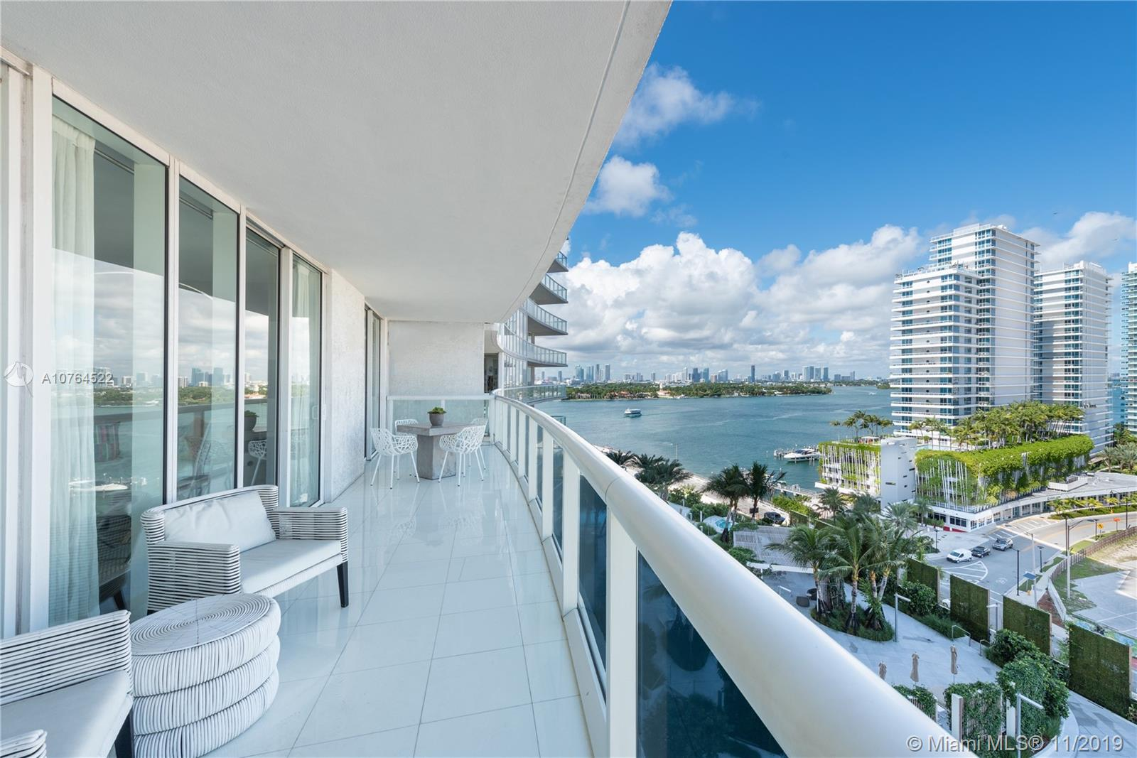 450  Alton Rd #1106 For Sale A10764522, FL