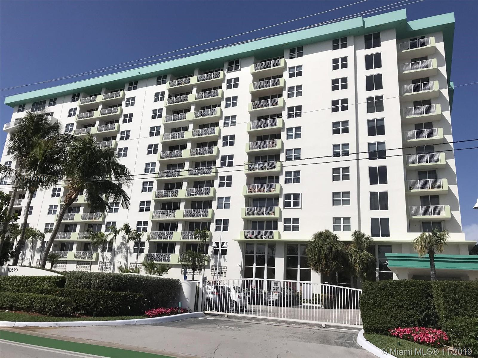 10350 W Bay Harbor Dr #3D For Sale A10766716, FL