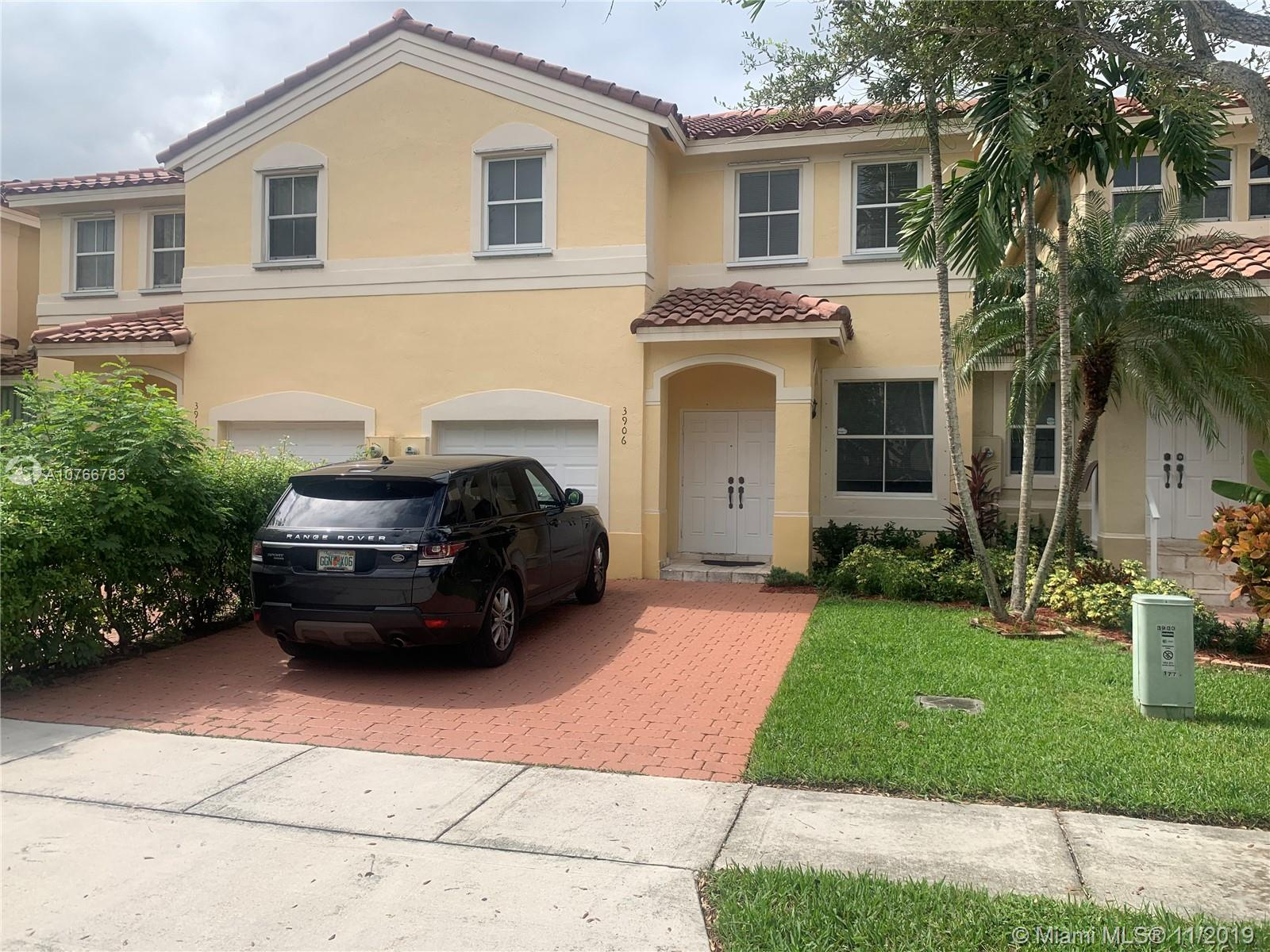 3906 S W 171st Ter  For Sale A10766783, FL