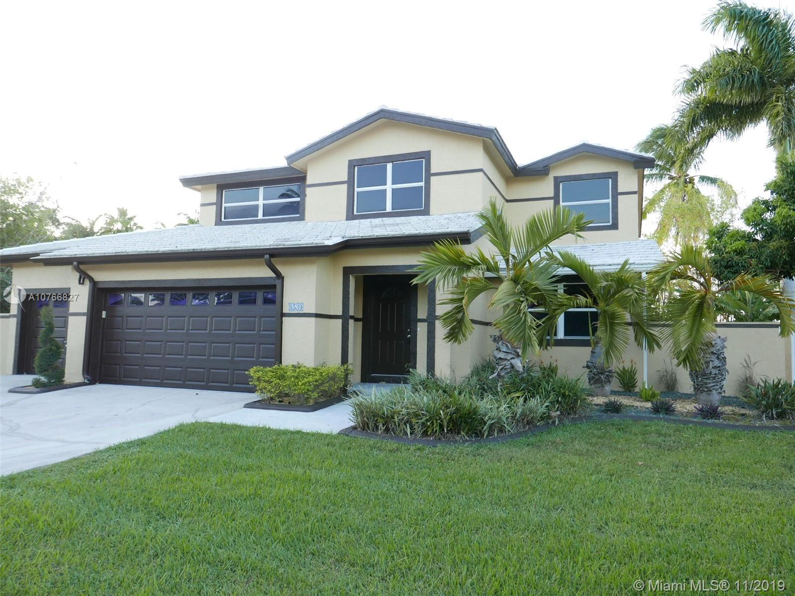 8539 SW 210th Ter  For Sale A10766827, FL