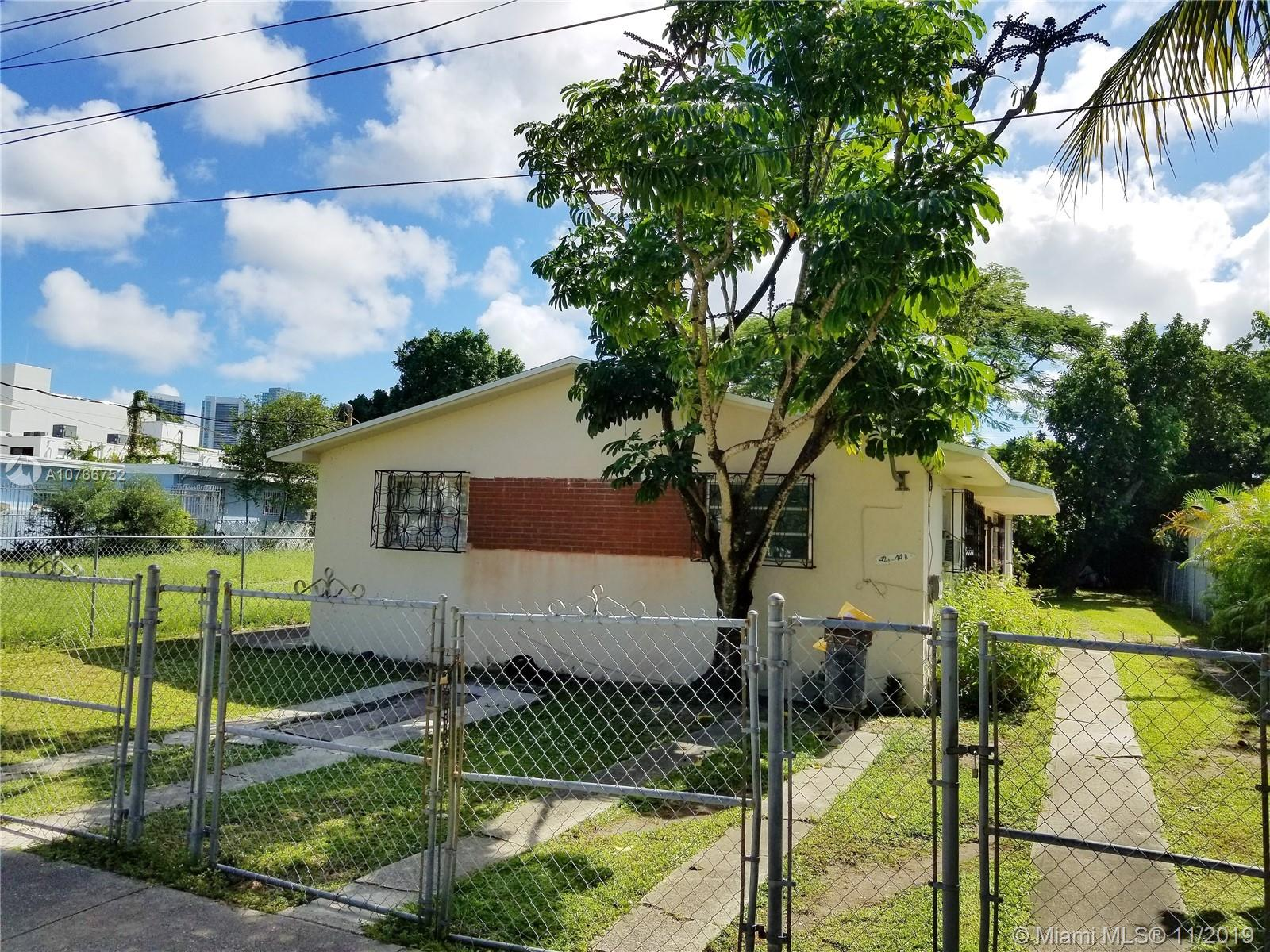 42 NW 42nd St  For Sale A10766752, FL