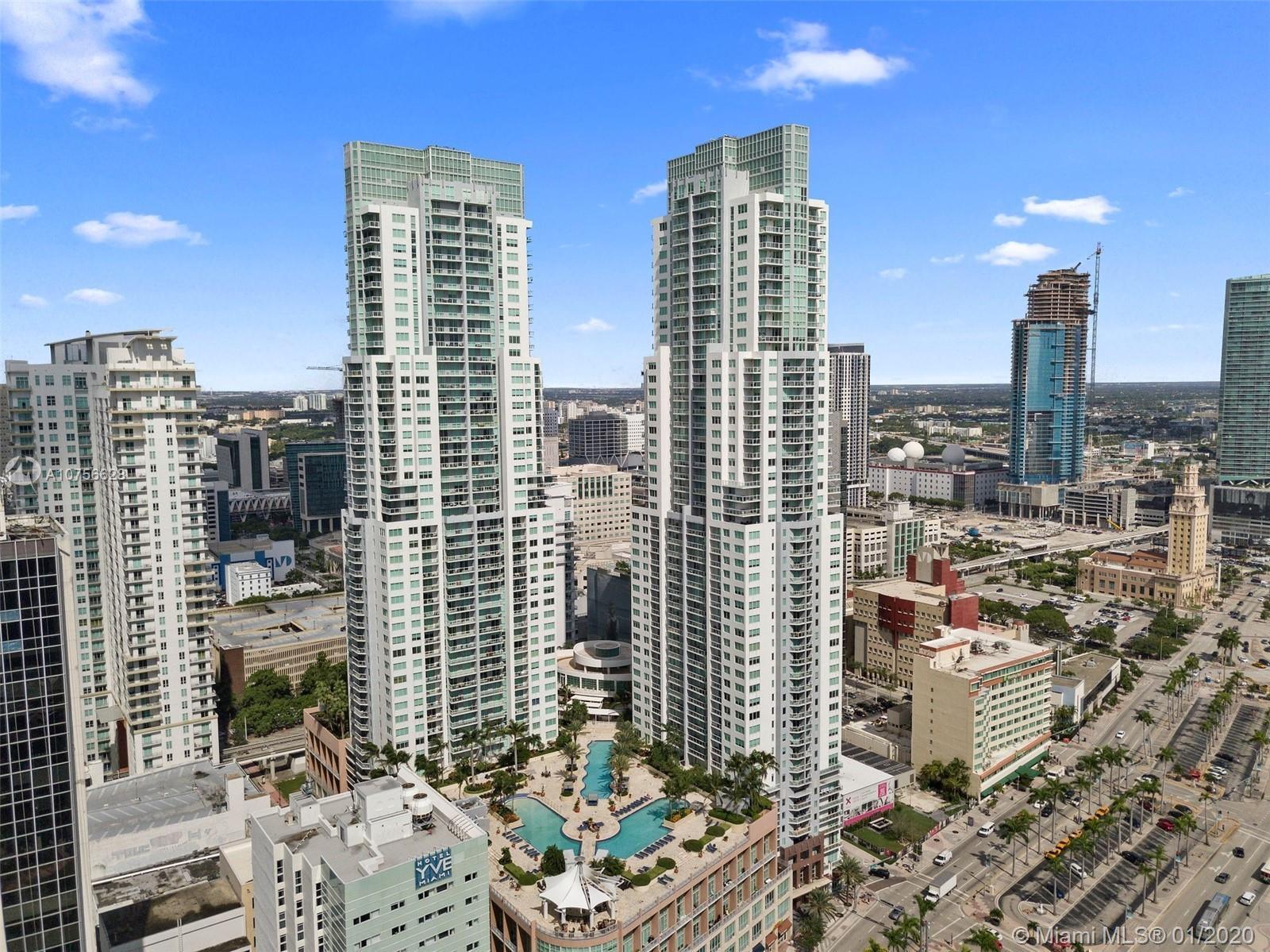 253 NE 2nd St #3709 For Sale A10756628, FL