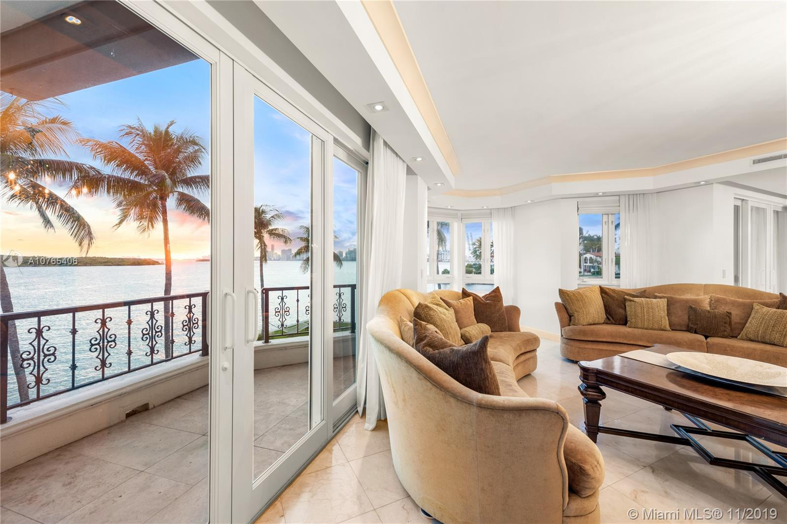 2426  Fisher Island Dr #5206 For Sale A10765406, FL