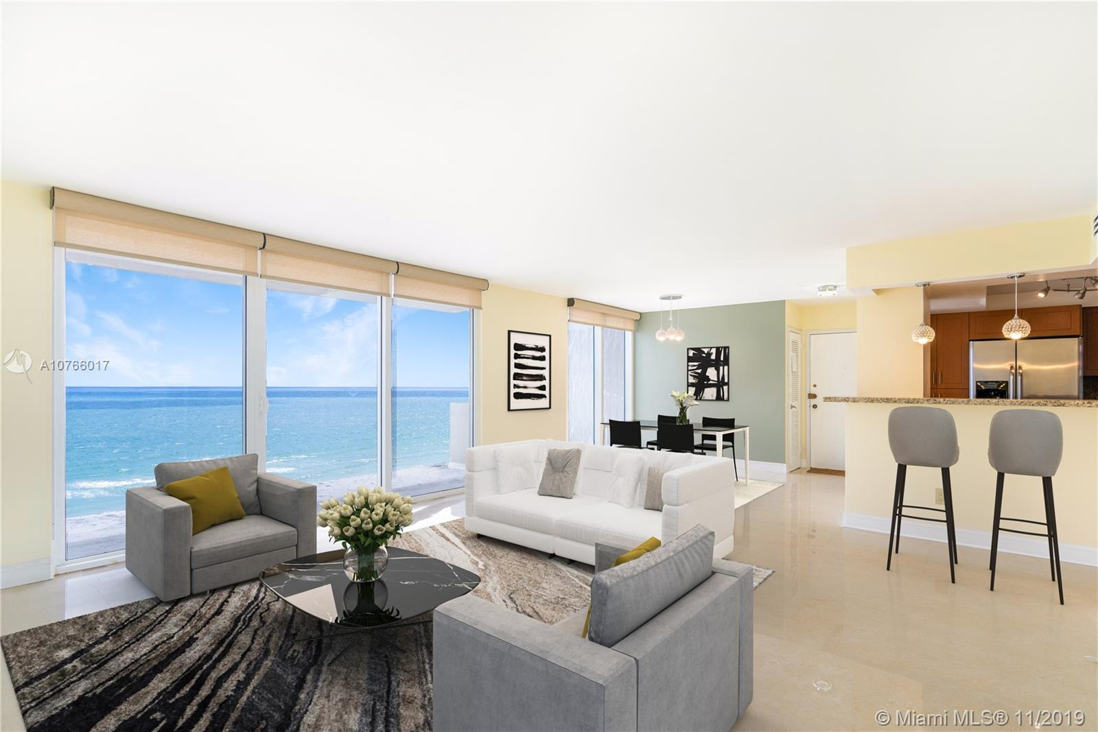 2030 S Ocean Dr #821 For Sale A10766017, FL