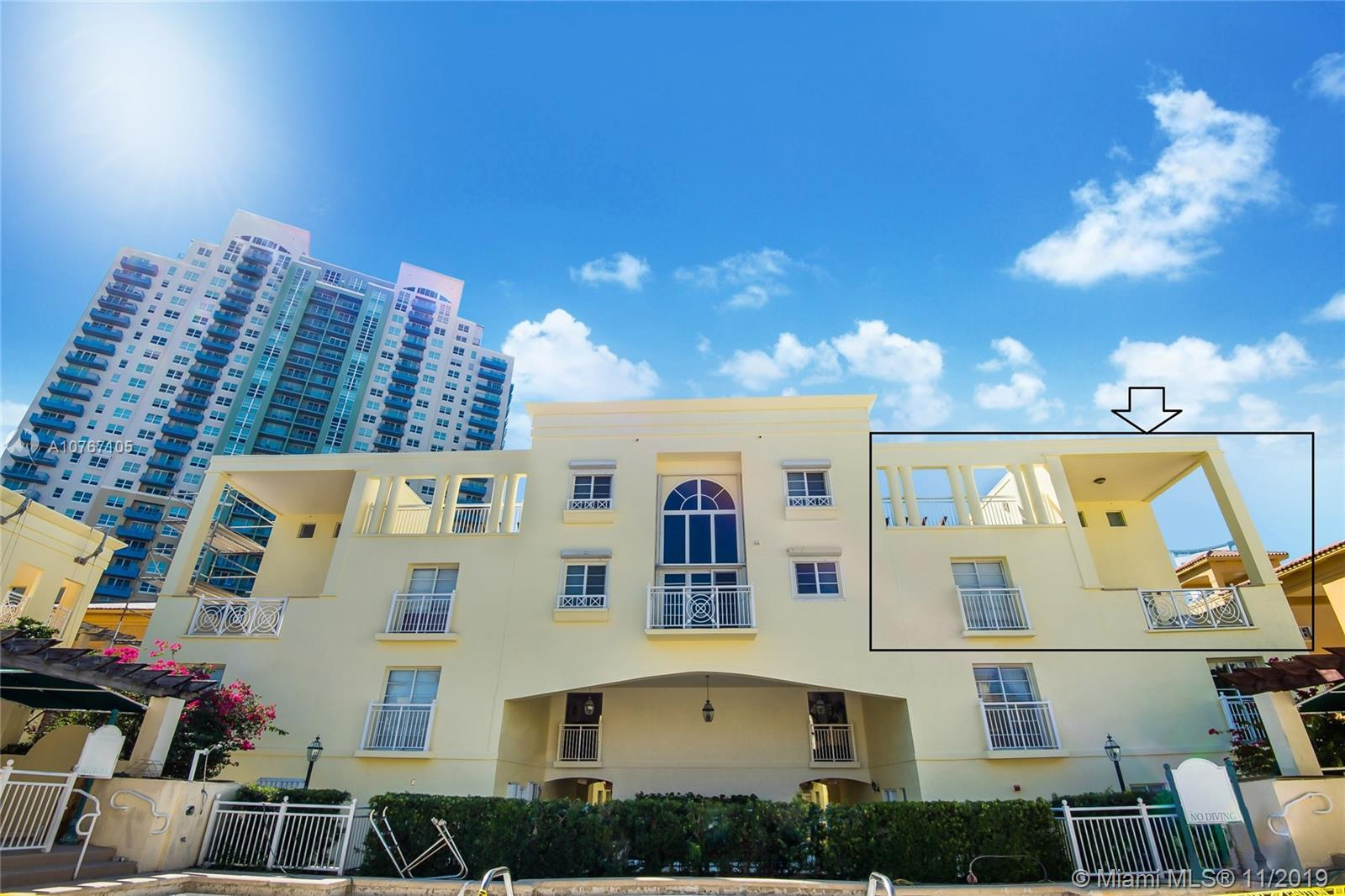 120  Jefferson Ave #12010 For Sale A10767105, FL