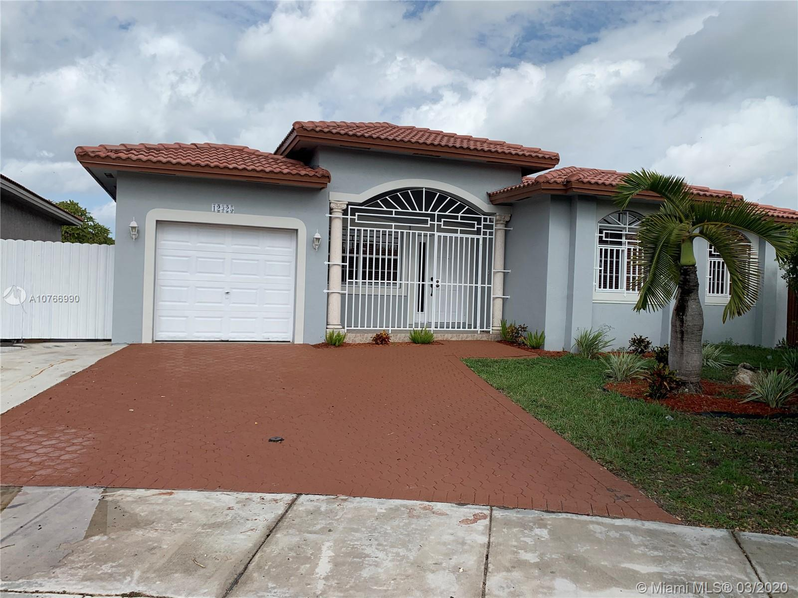 12325 SW 212th Ter  For Sale A10766990, FL