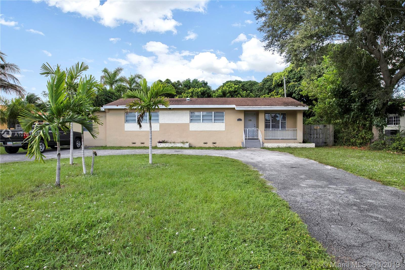 14240 NW 2nd Ave  For Sale A10767445, FL