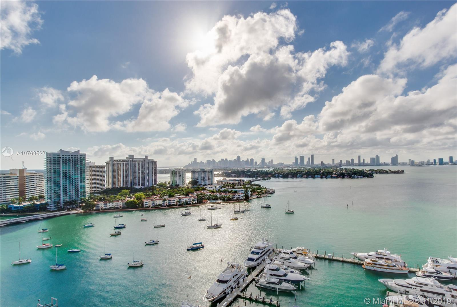 1800  Sunset Harbour Dr. #1610 For Sale A10763527, FL