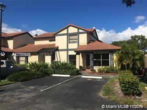 15255 SW 45th Ter #56D For Sale A10767649, FL