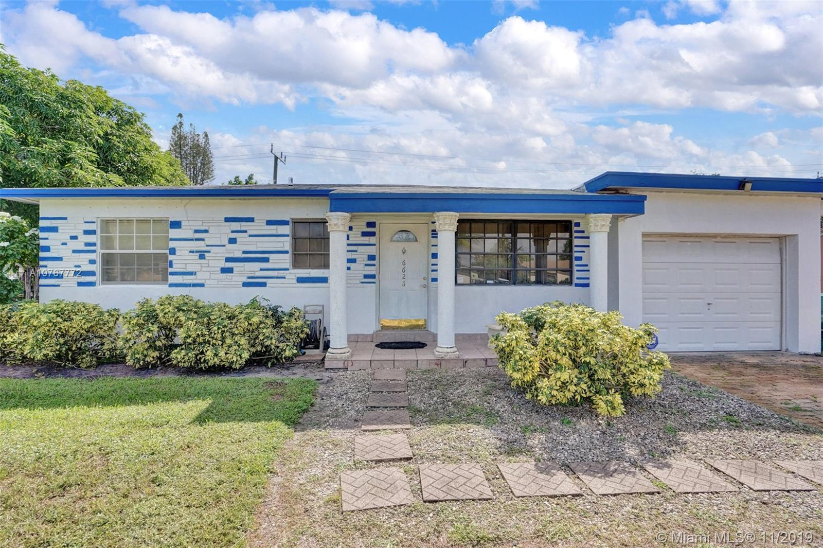 6626 SW 19th St  For Sale A10767772, FL