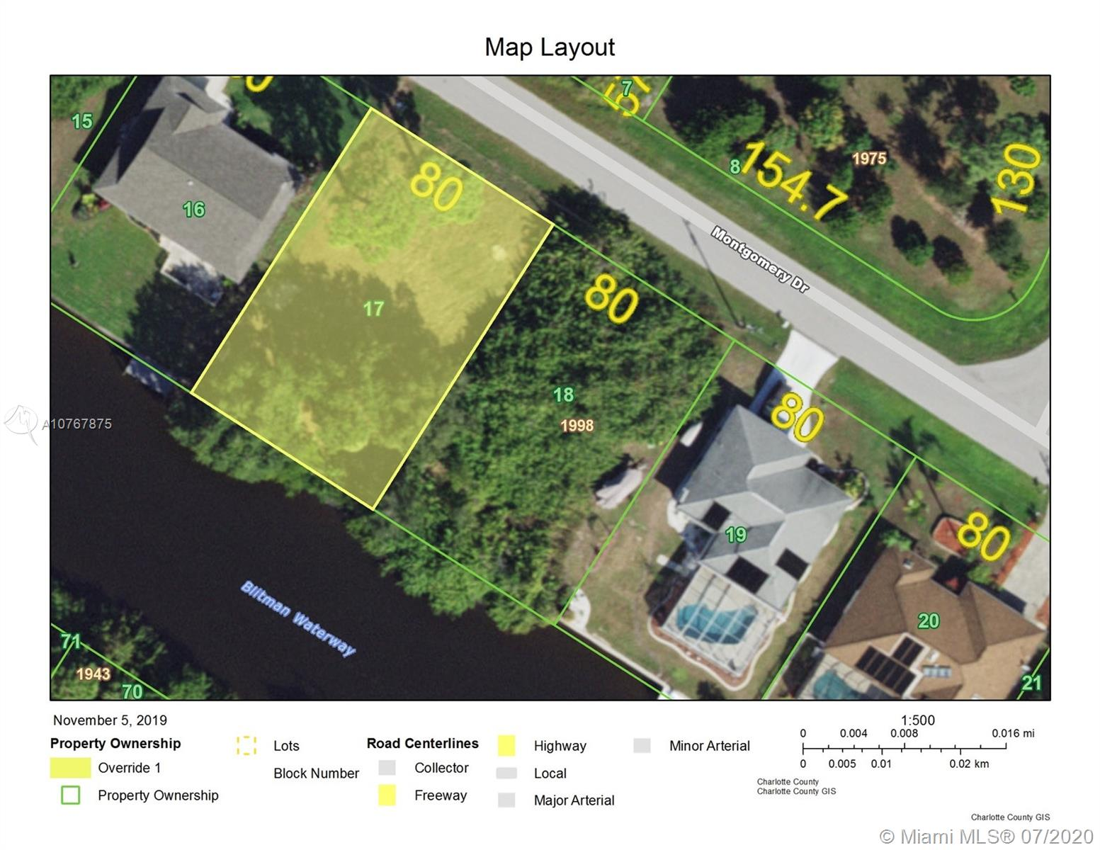 3471 MONTGOMERY DRIVE, Other City - In The State Of Florida, FL 33981