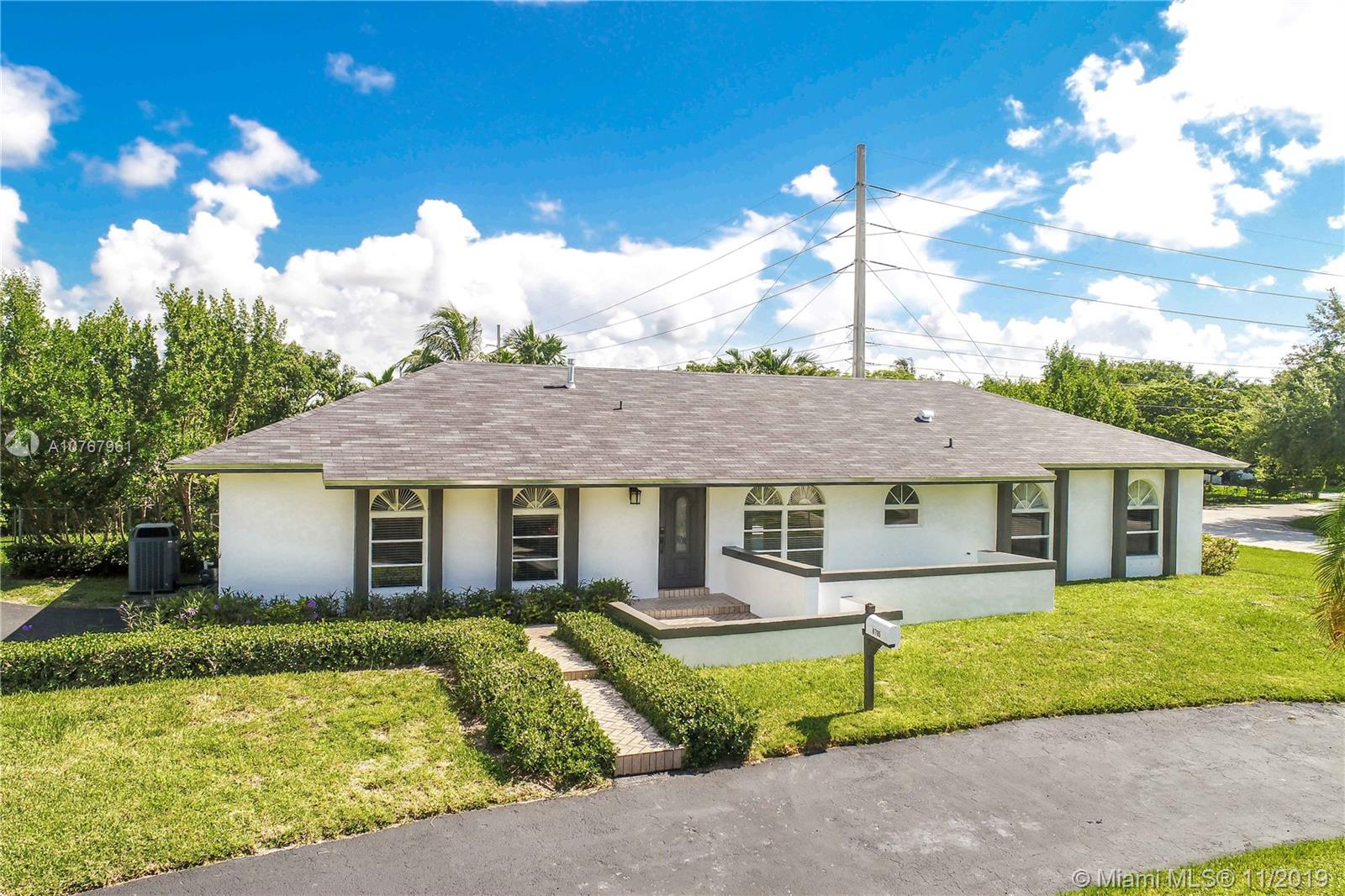 8705 SW 178th Ter #- For Sale A10767961, FL