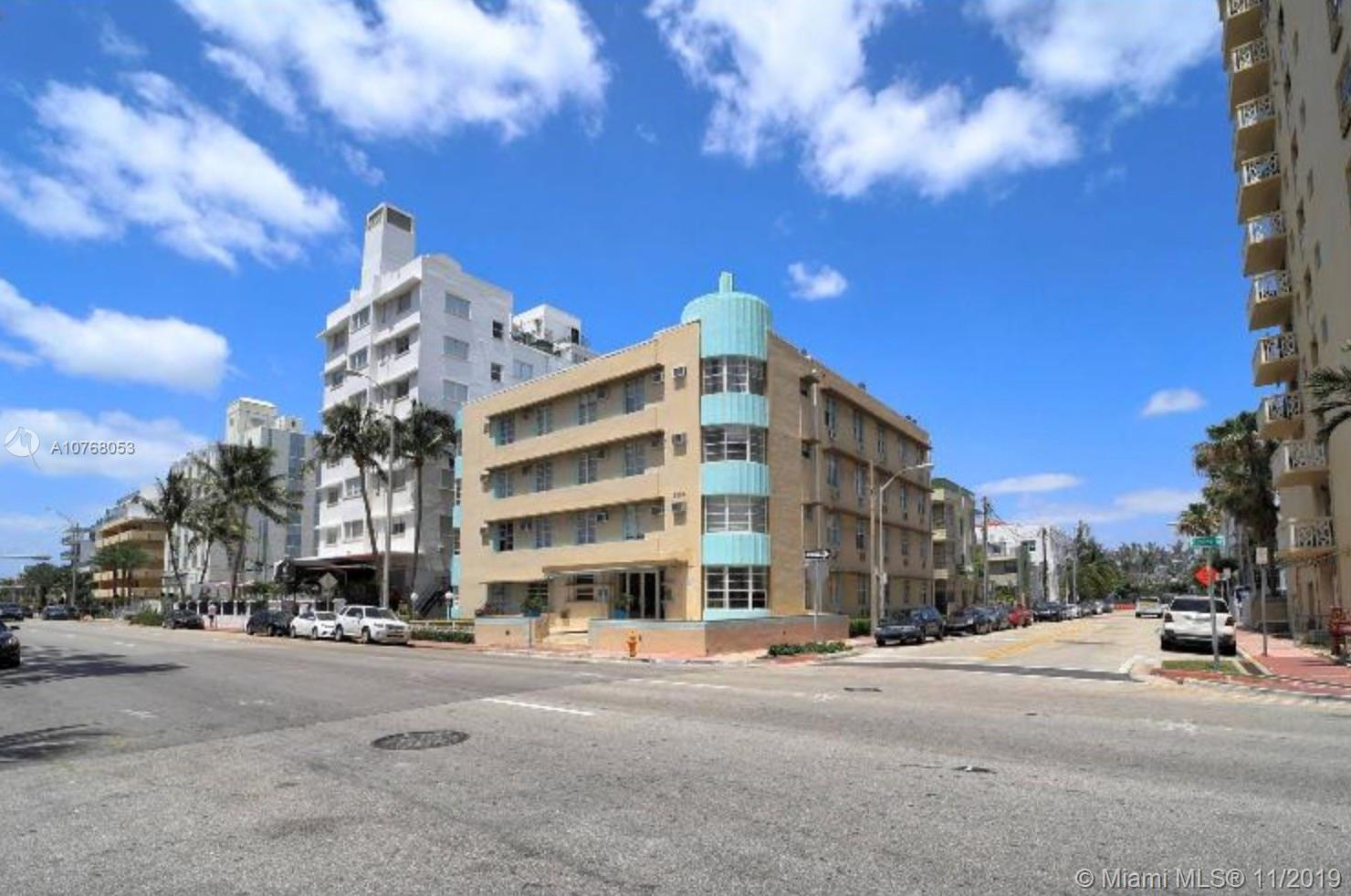 3030  Collins Ave #4F For Sale A10768053, FL