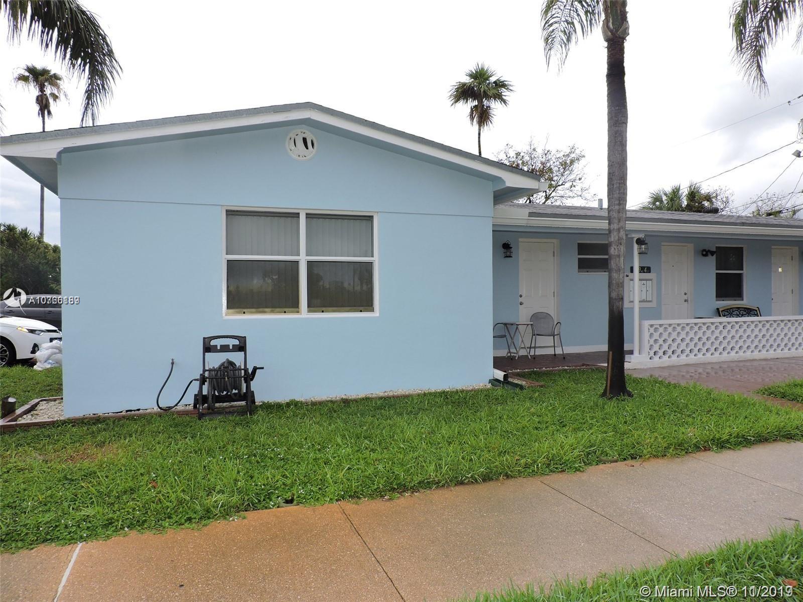 729 NE 4th Ct #1-2 For Sale A10766189, FL