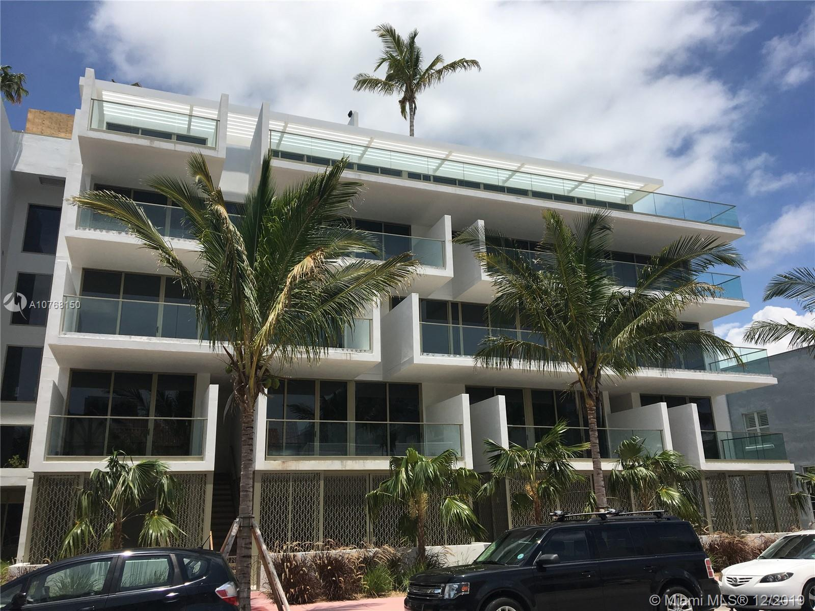 Spacious unit  in luxury building in the exclusive area of  SOFI  featuring wood floors, huge balcony , stainless steel high end appliances and one parking space garage ,rooftop pool, exercise room.