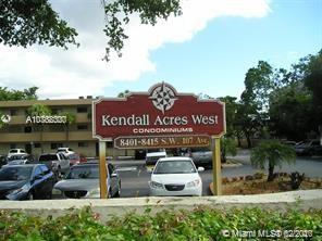 8415 SW 107th Ave #106W For Sale A10768300, FL