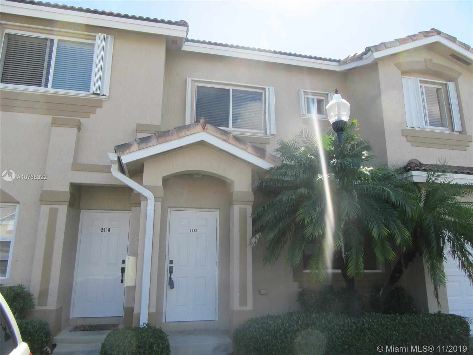 2312 SE 23rd Ter #2312 For Sale A10768322, FL