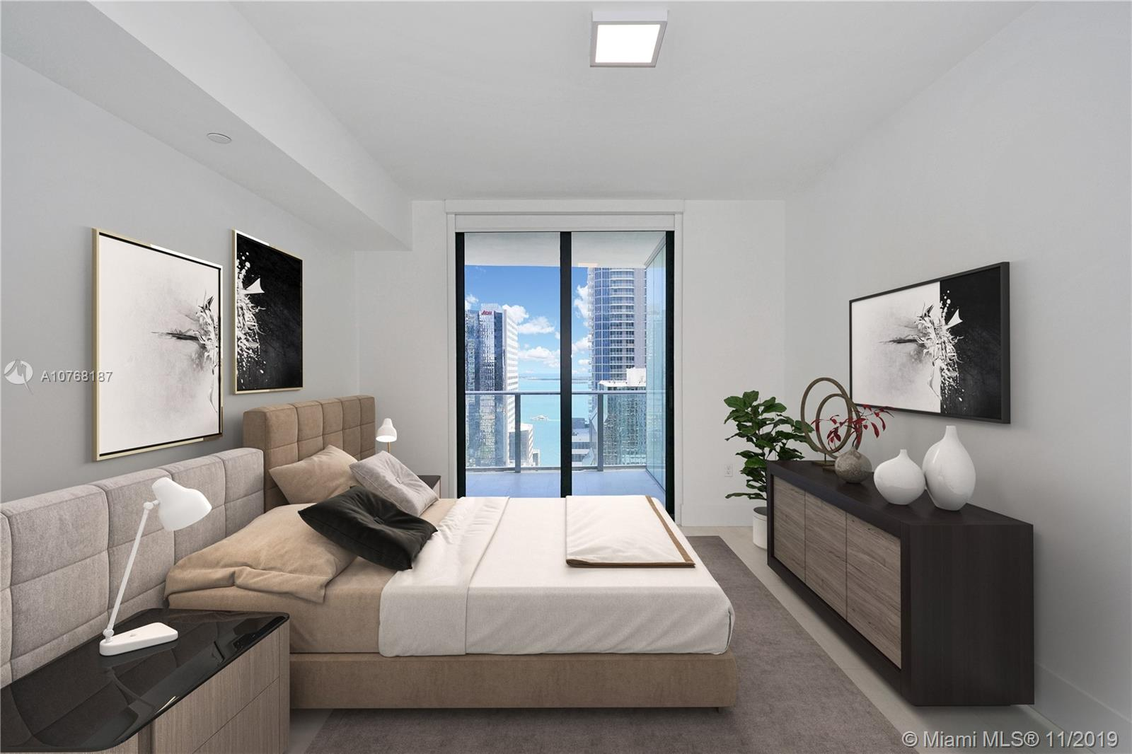 1010  Brickell Ave #2604 For Sale A10768187, FL