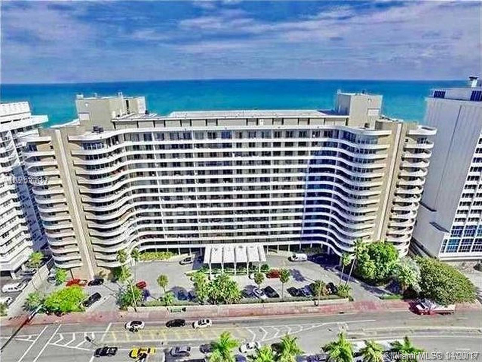 5555  Collins Ave #15K For Sale A10765649, FL