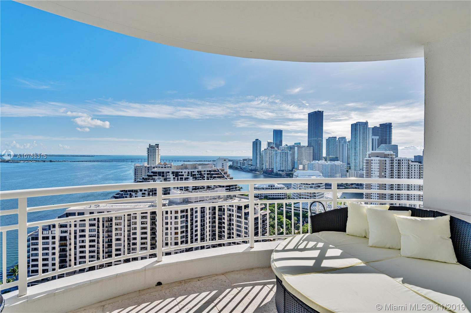 848  Brickell Key Dr #2703 For Sale A10768315, FL