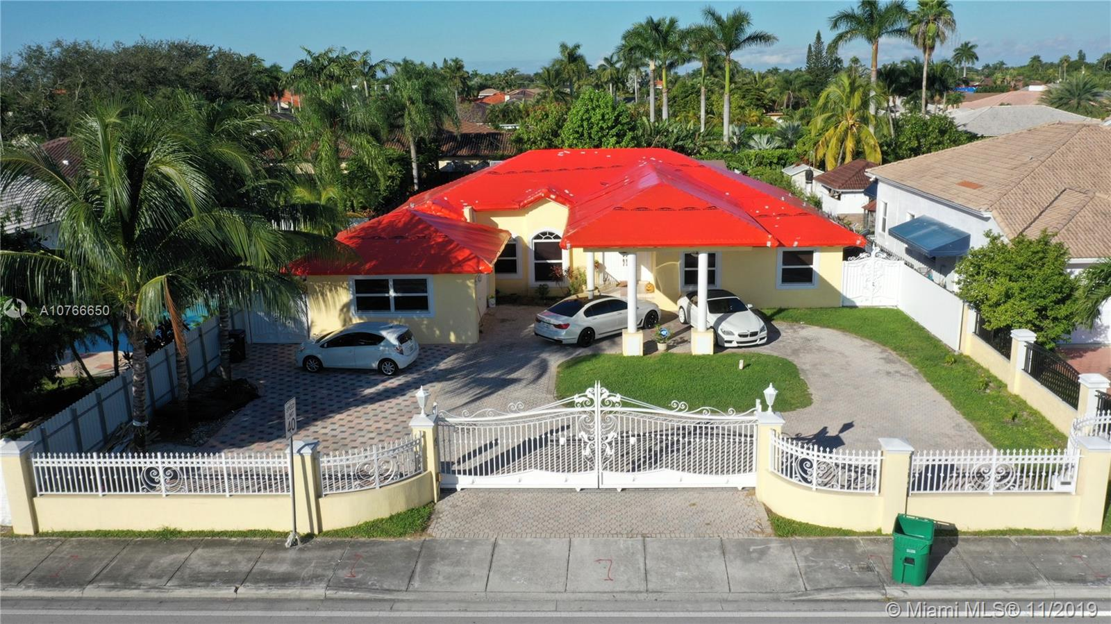 3350 SW 137th Ave  For Sale A10766650, FL