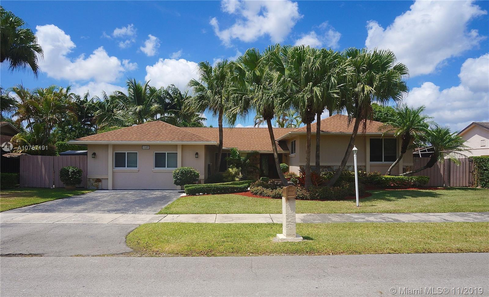 11465 S W 100th Ter  For Sale A10767191, FL