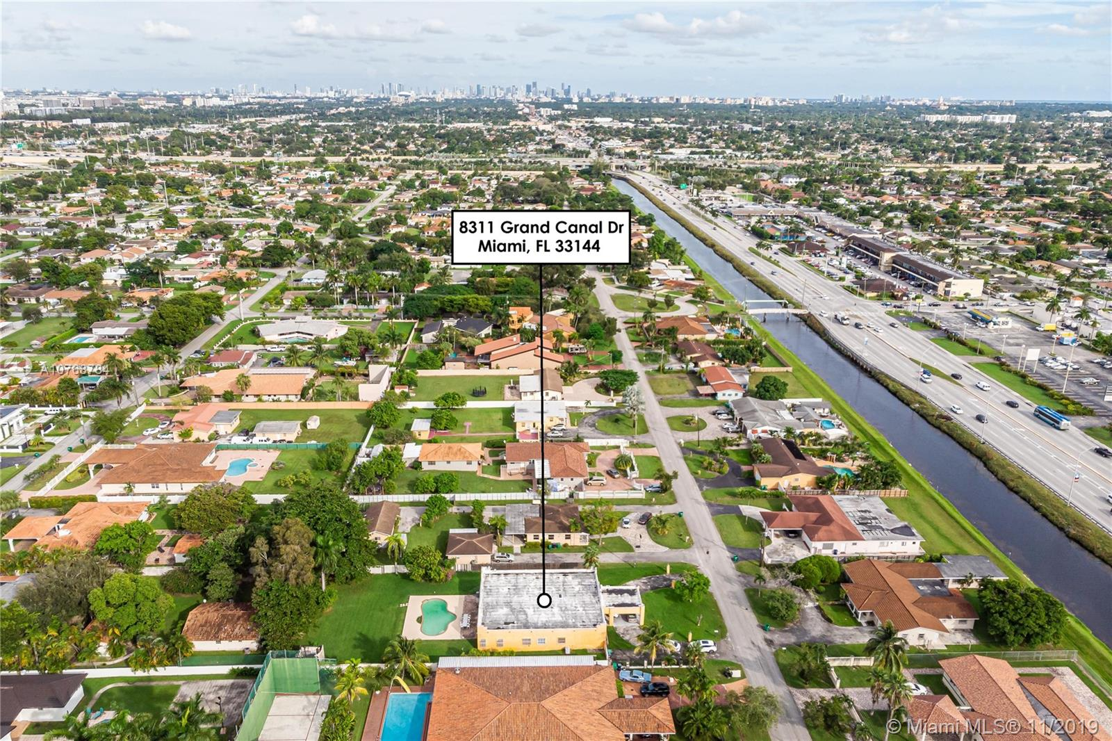 8311 Grand Canal Dr, Miami FL 33144