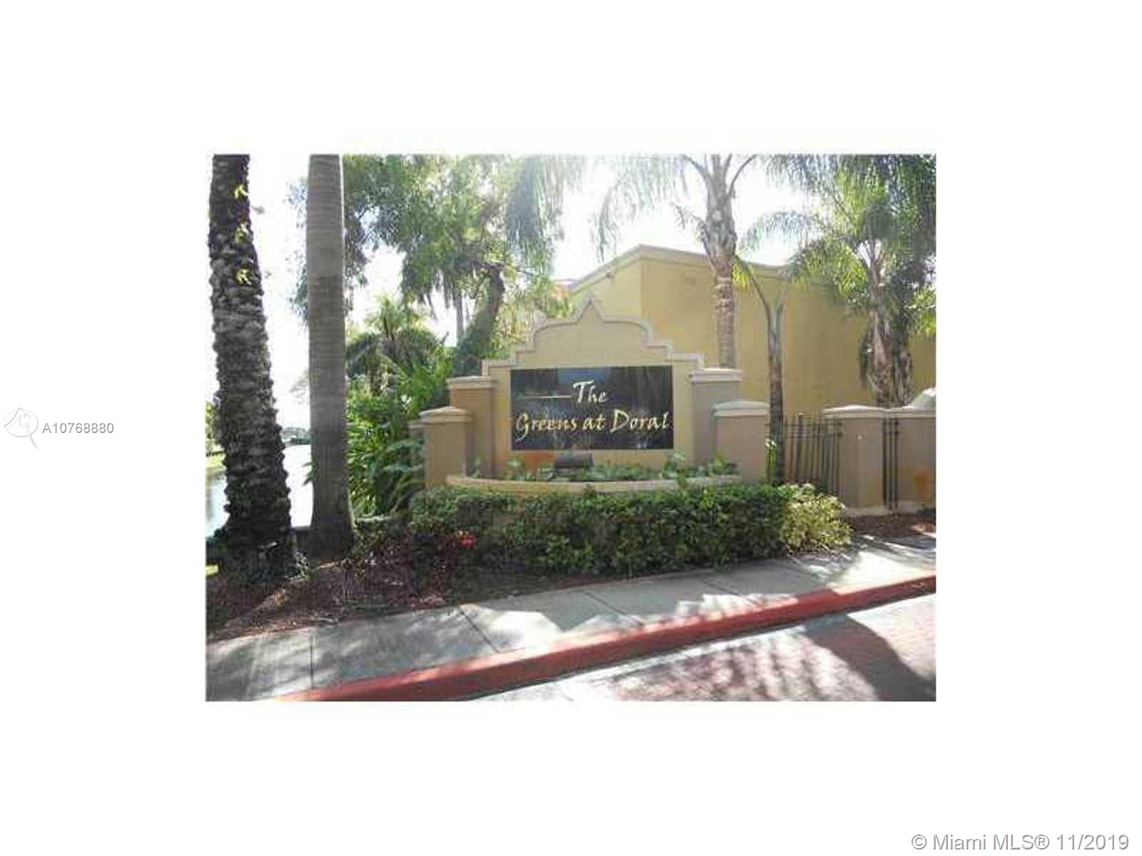 9756 NW 48 TE #185 For Sale A10768880, FL