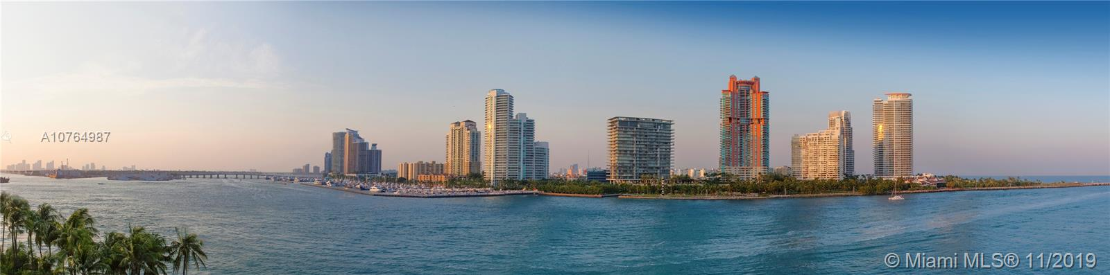 6823  Fisher Island Dr #6823 For Sale A10764987, FL