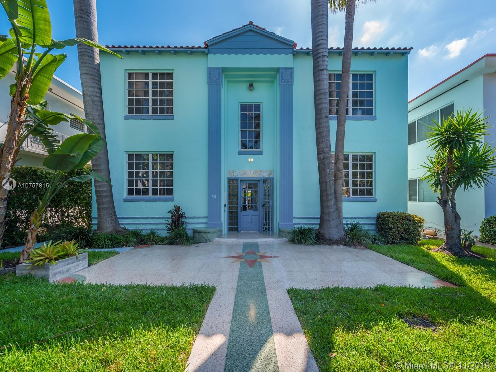 751  Euclid Ave  For Sale A10757815, FL