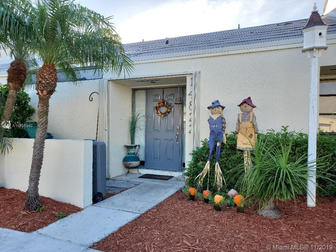 14822 SW 124th Pl  For Sale A10768940, FL