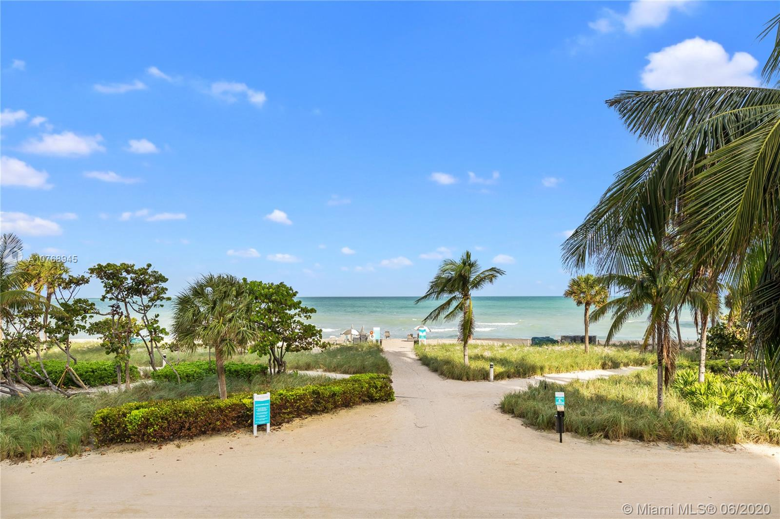 9801  Collins Ave #20C Ocean Views For Sale A10768945, FL