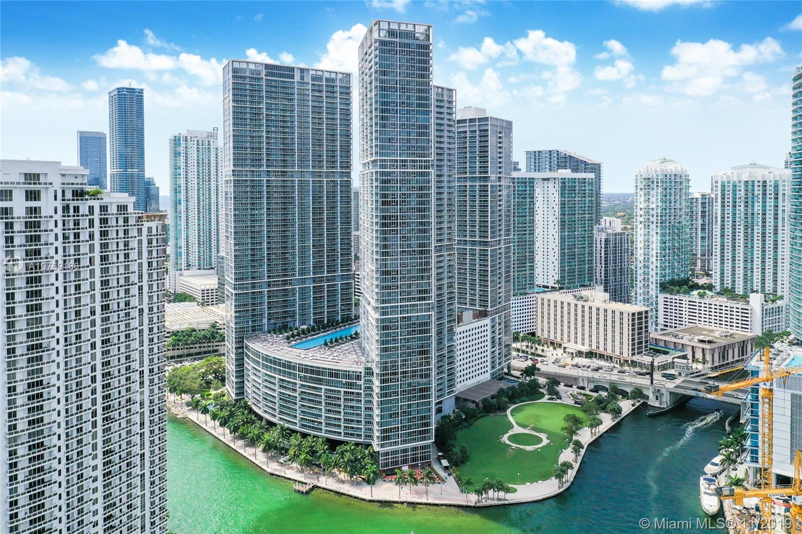 495  Brickell Ave #2007 For Sale A10769186, FL