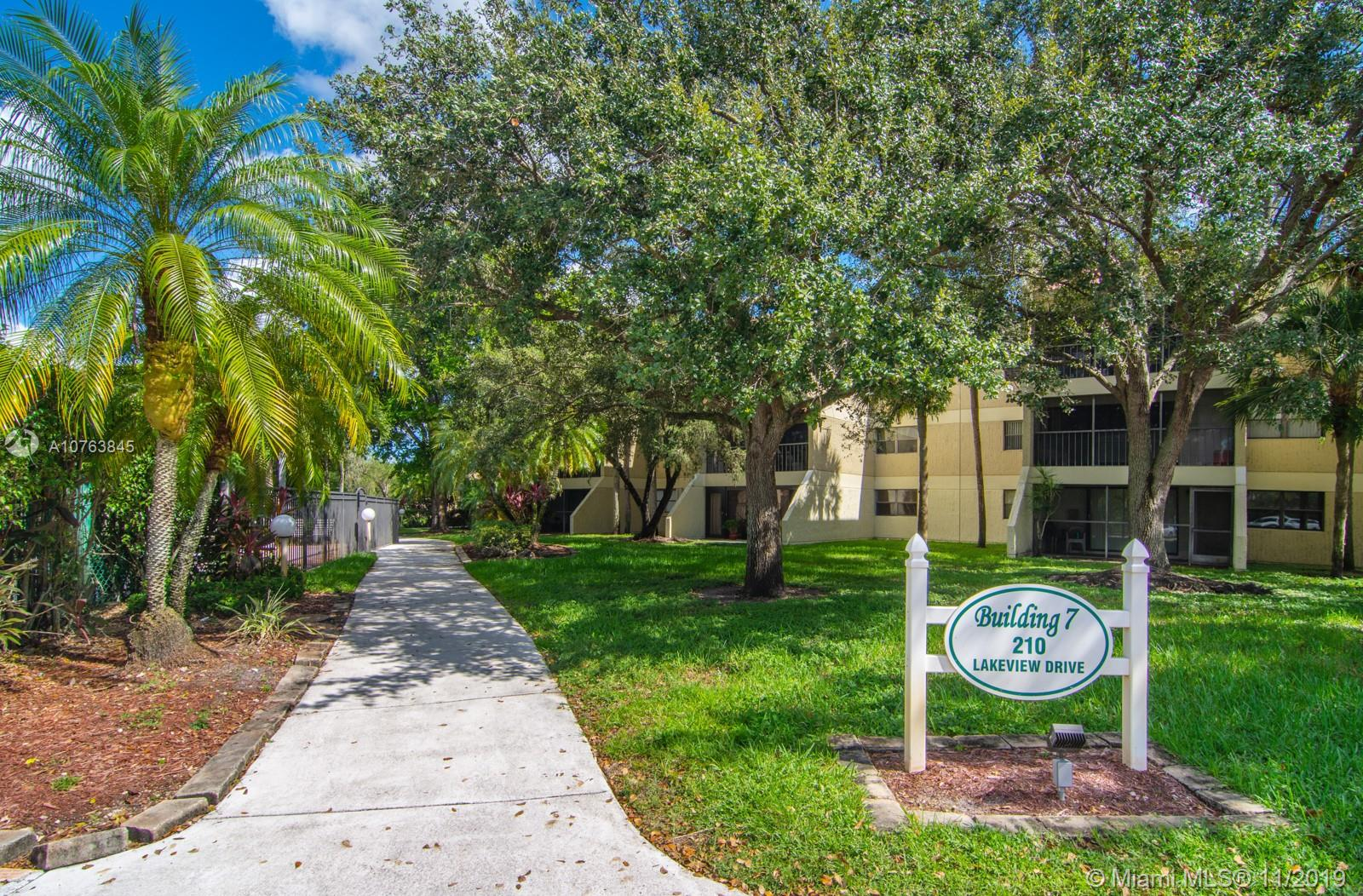 210  Lakeview Dr #303 For Sale A10763845, FL