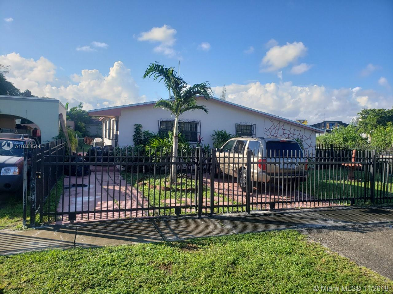 1050 N W 122nd St  For Sale A10768544, FL