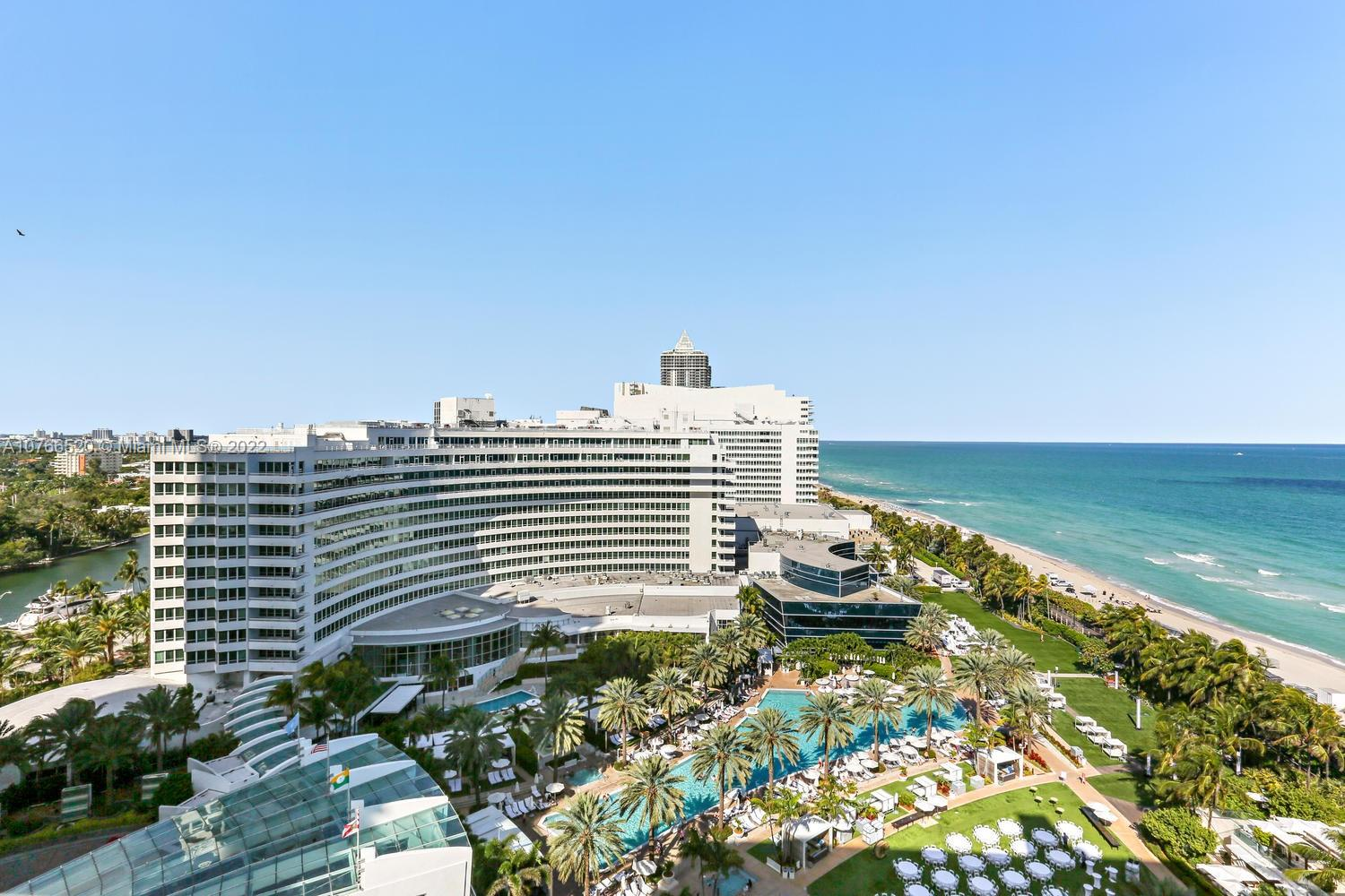 4391  Collins Ave #1506/1507 For Sale A10766520, FL