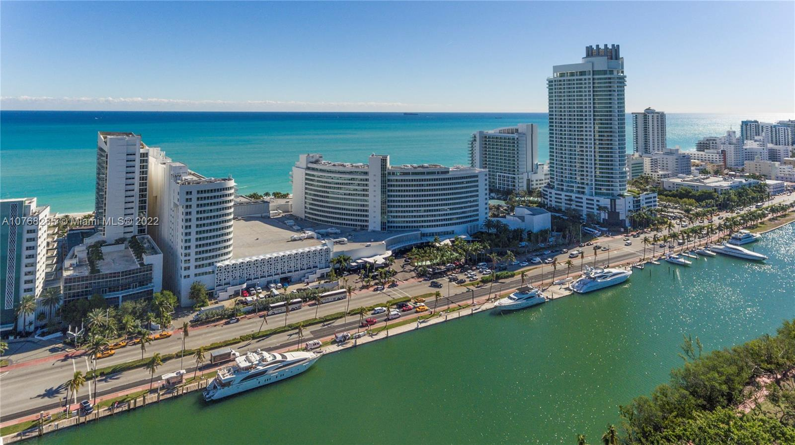 4401  Collins Ave #2905 For Sale A10768285, FL