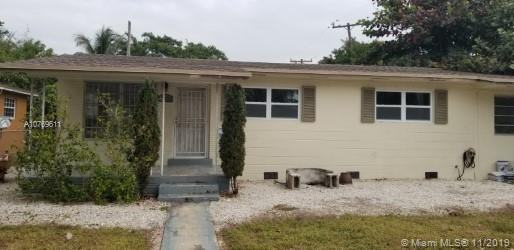 11921 NW 15th Ave  For Sale A10769611, FL