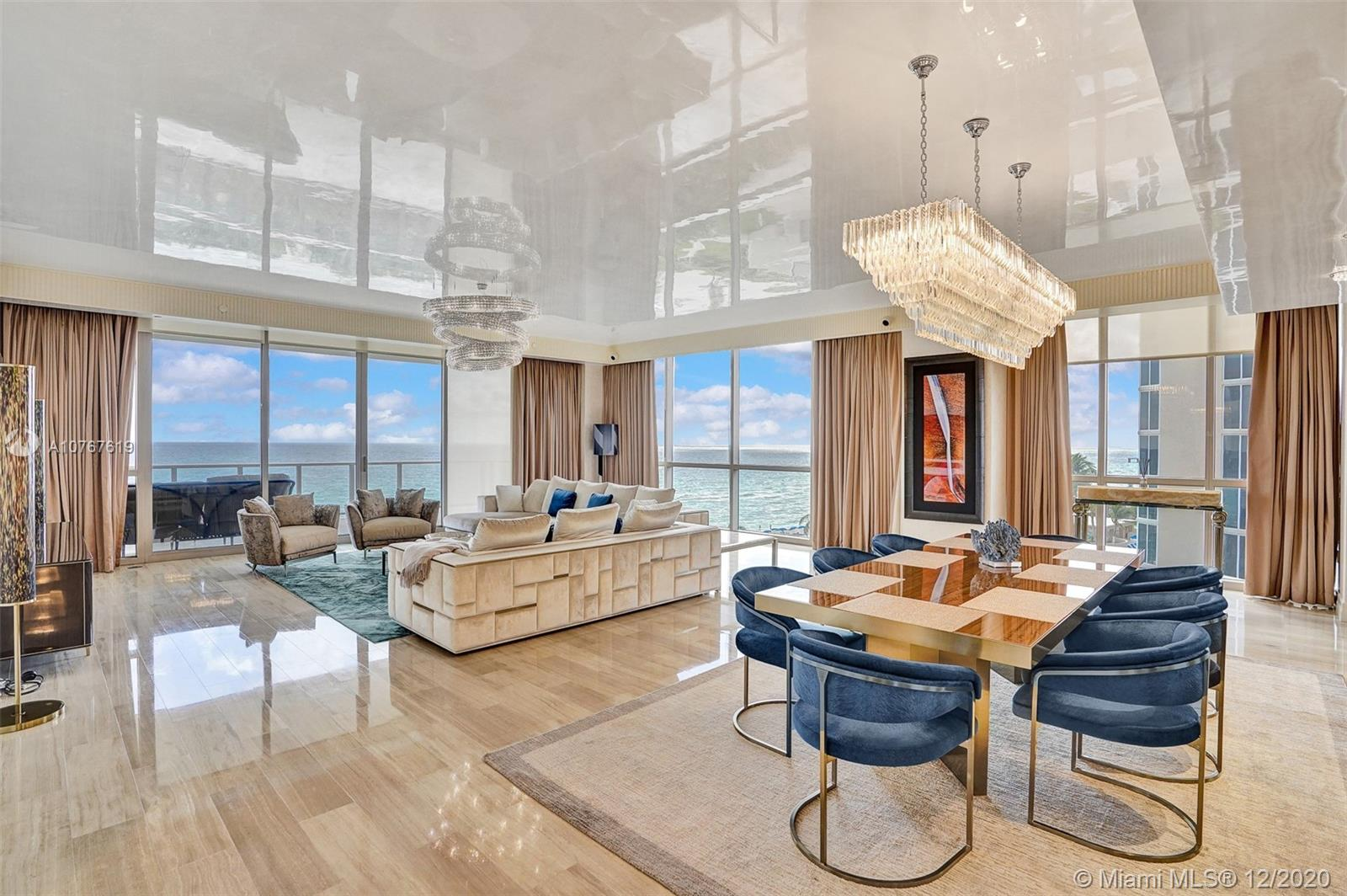 17749  COLLINS AVE #502 For Sale A10767619, FL