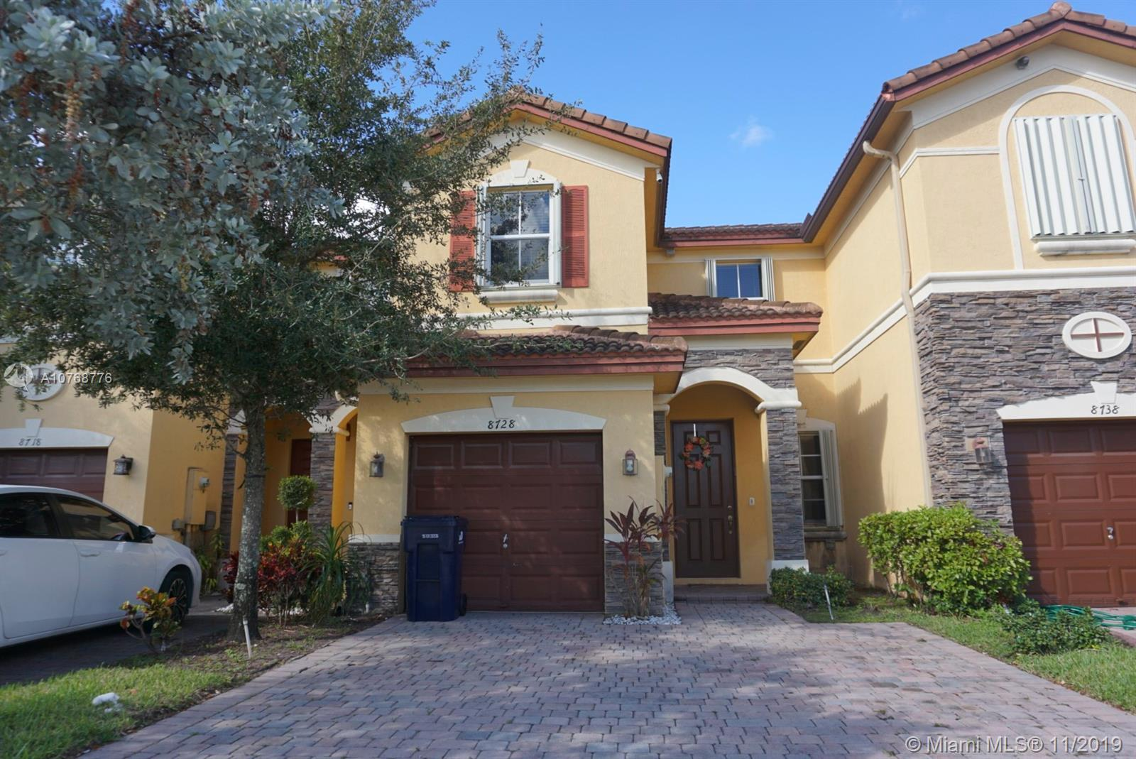 8728 NW 113th Ct  For Sale A10768776, FL
