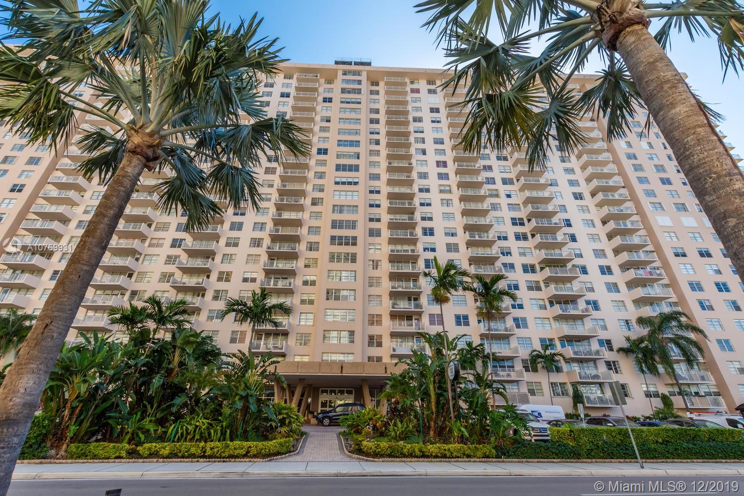250  174th St #1810 For Sale A10769931, FL