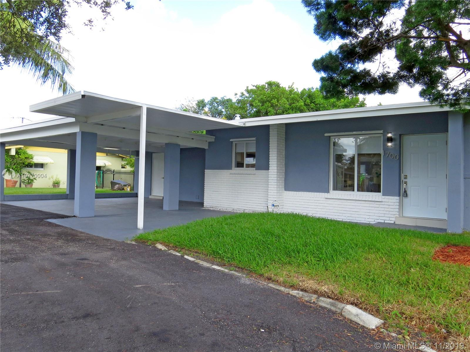 1700 N W 28th Ave  For Sale A10770004, FL