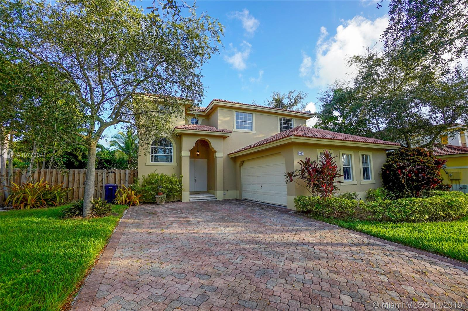 9063 SW 163rd Ter  For Sale A10770041, FL