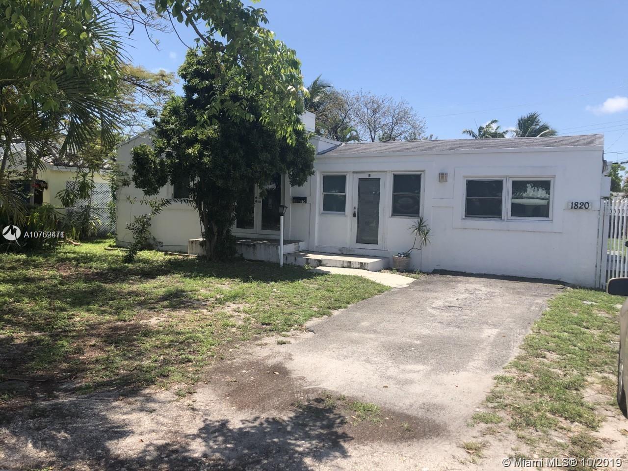 1820  Roosevelt  For Sale A10769471, FL