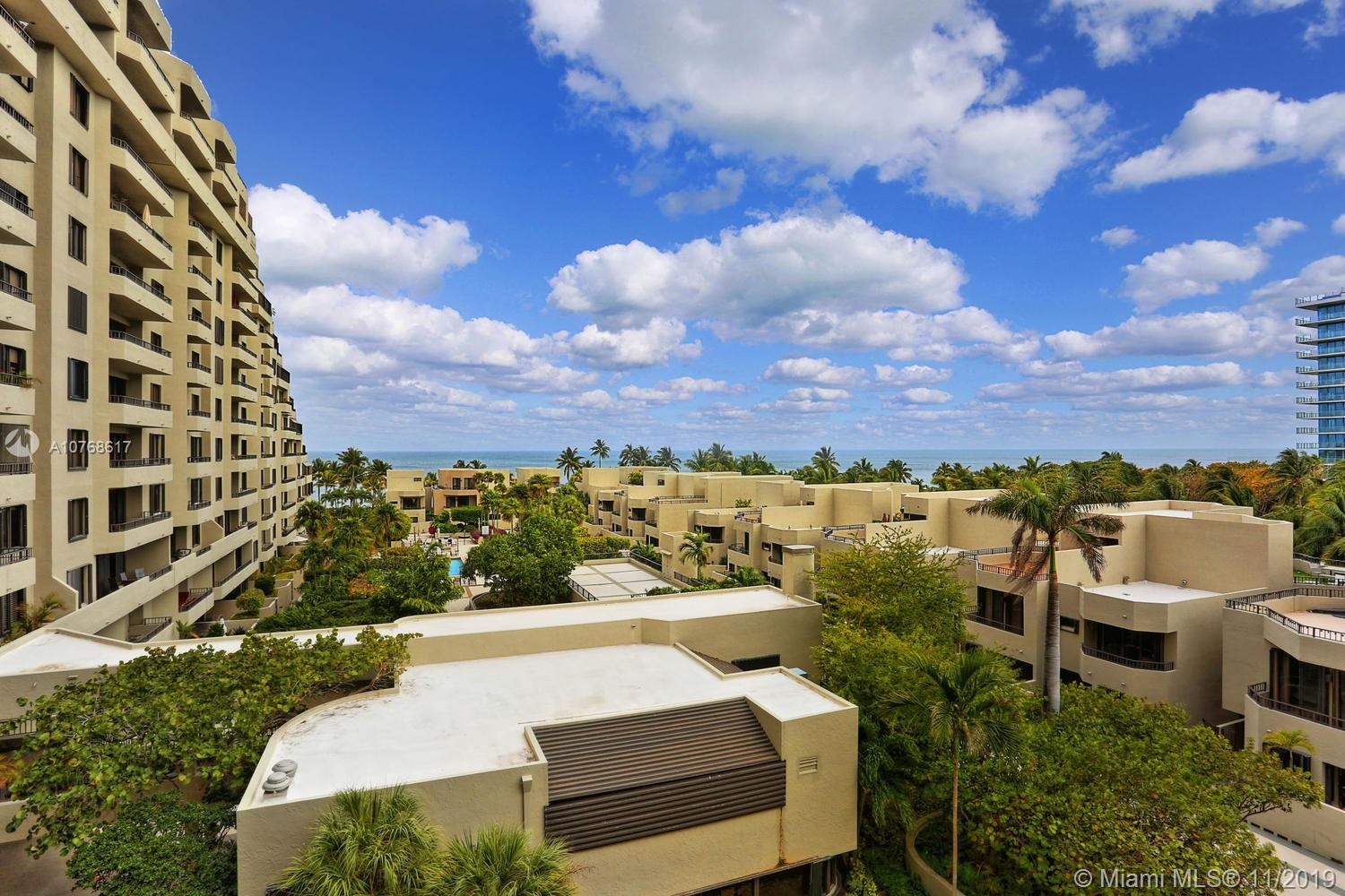 201  Crandon Blvd #507 For Sale A10768617, FL