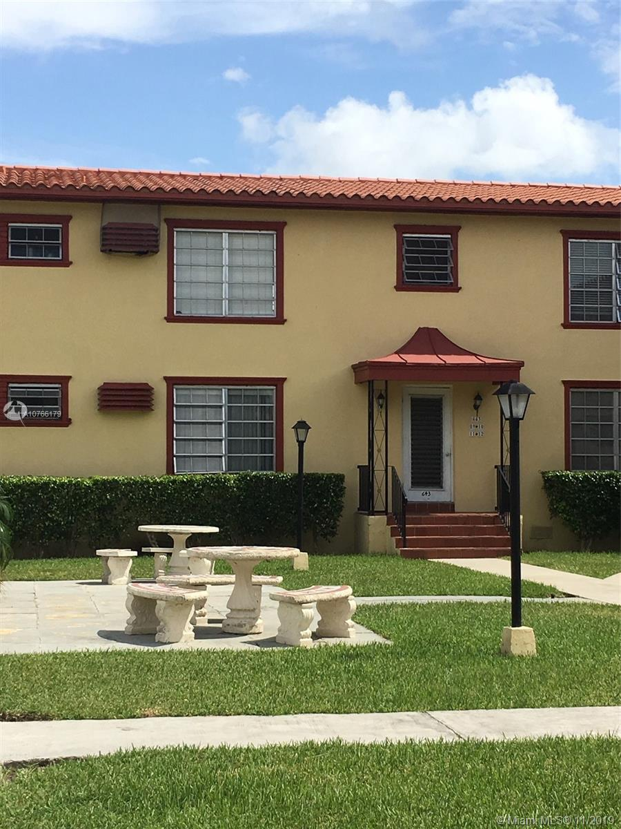 643 SW 11th St #10W For Sale A10766179, FL