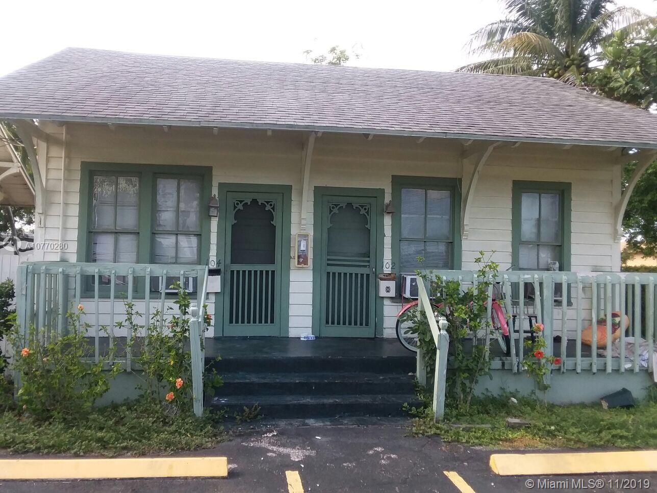 106 SW 1st St  For Sale A10770280, FL