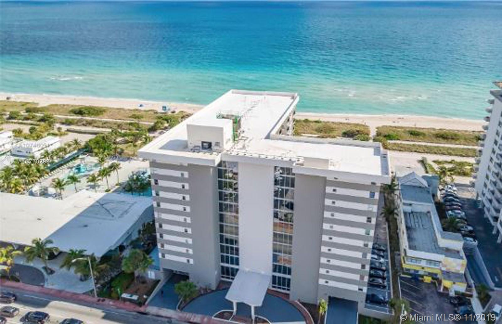 9273  Collins Ave #802 For Sale A10770293, FL