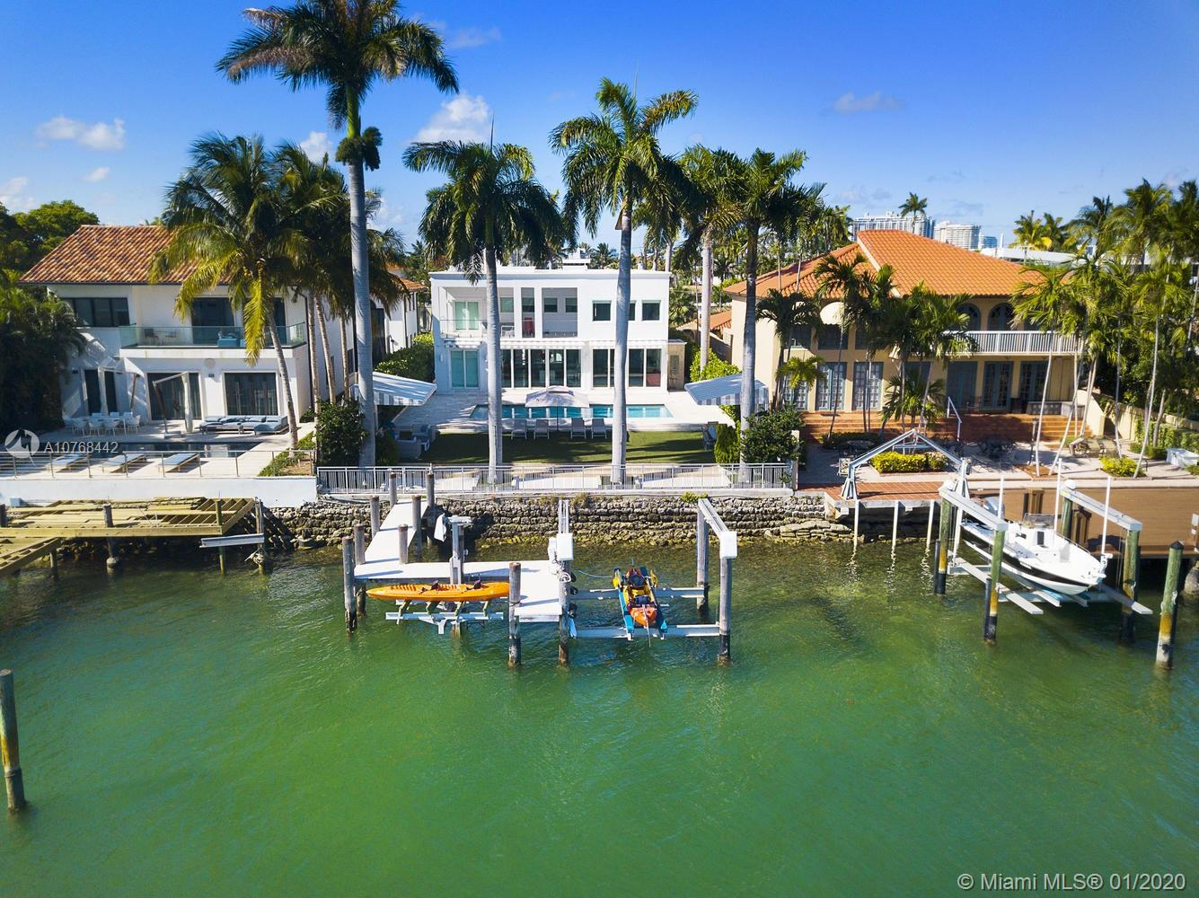 94 S Hibiscus Dr  For Sale A10768442, FL